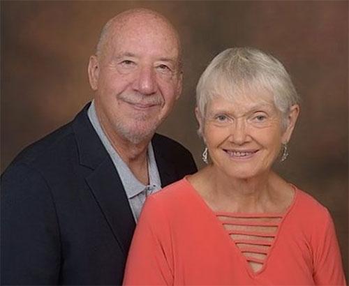 Len and Joan Bruce