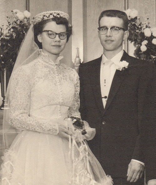 Ella Mae and Allen Goeke