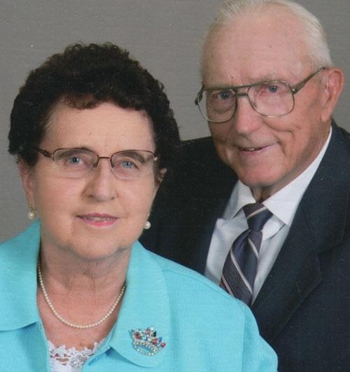 Shirley and Willard Meyer