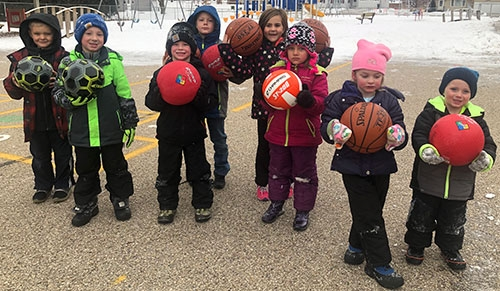 Thanks to the help of parents and teachers, the recent P.S.S.T. Ball Fundraiser was a success. With funds from the equipment sales event and P.S.S.T...