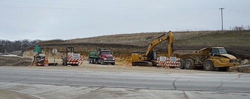Preliminary work is well underway on the Makee Drive paving project just north of Waukon, with grading, widening of the roadway shoulders and other...