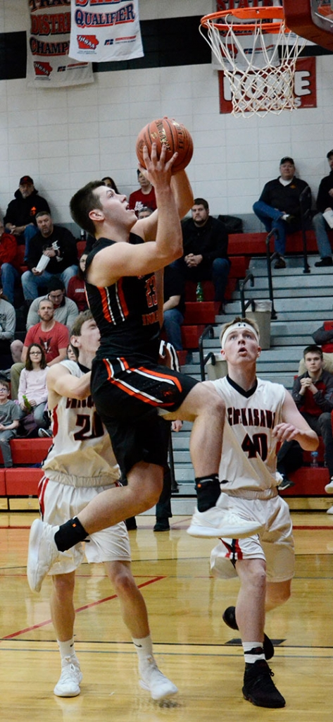After back-to-back nights of postponement, the Waukon boys basketball team had its 2018-2019 campaign brought to a close in the opening round of...