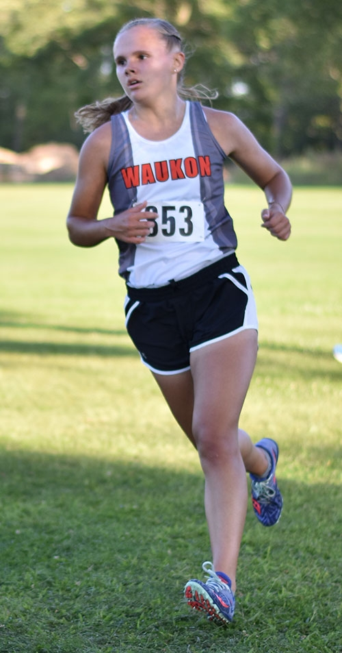 The Waukon girls cross country team got its 2019 season underway at the Oelwein Invitational, competing against some teams considered highly among...