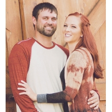 Dustin Moody and Lamista Dahlstrom
