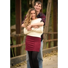 Emily Hammel and Mitchell Drey