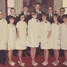 Glenwood Lutheran Church Confirmation Class of 1968 ...