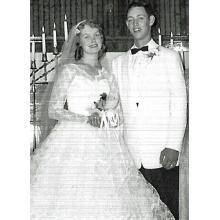 Ruth and John Hartley