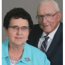 Shirley and Willard Meyer