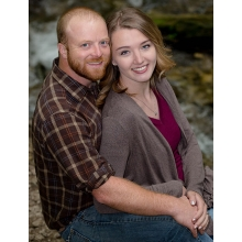 Brett Meyer and Kiersten Sorenson