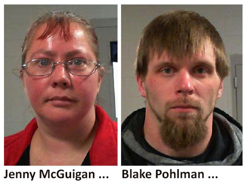 Search warrant executed in Waukon results in multiple drug