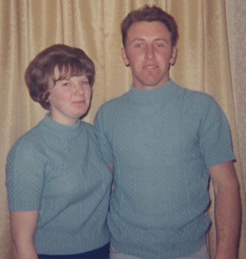 Gloria and Robert Hanson