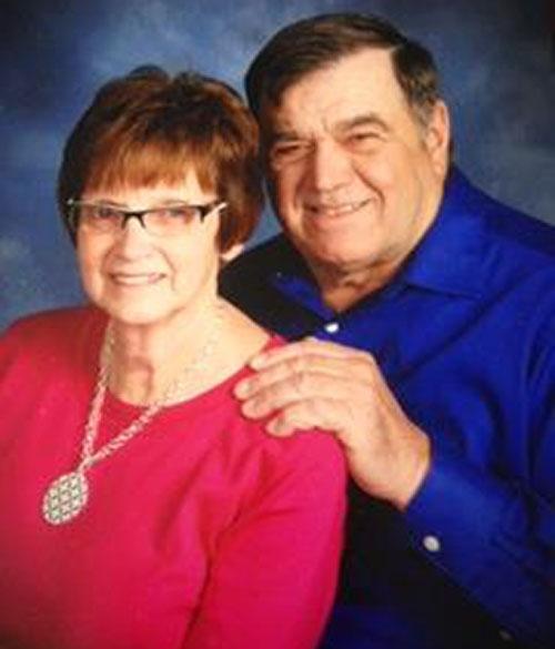 Kay and Bob Troendle
