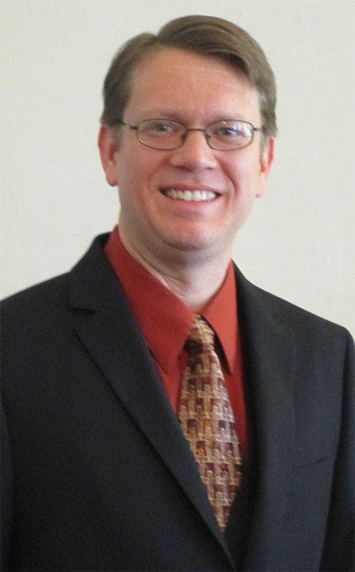 Pastor Matthew Majewski