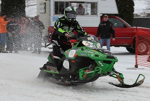 Allamakee Sno-Blazers host first annual snowmobile Radar Run