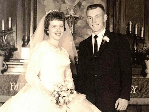 Helen and Donald Vonderohe