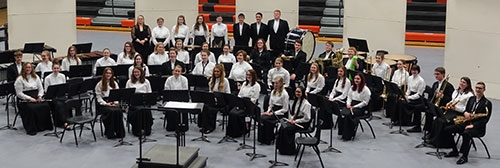 The Waukon High School Music Department traveled to Decorah for the Iowa High School Music Association Large Group Festival Friday, May 3. Each...