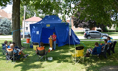 The third annual Iowa 99 County Bible Reading Marathon took place throughout the state of Iowa this summer following a proclamation signed by Iowa...