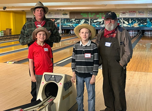Youth Mentoring at Helping Services for Youth & Families is hosting its annual Bowl-A-Thon Saturday, March 21 at Arrowhead Lanes in Waukon...