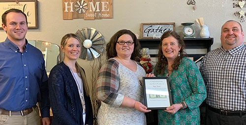 Say Now!, a new retail business with a variety of reclaimed, repurposed, handcrafted and new items now open at 101 West Street SW in Waukon, recently...