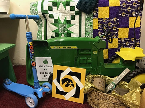 St. Patrick School in Waukon will be holding its annual Mardi Gras fundraising event this Saturday, January 26 at the Waukon Banquet Center. Doors...