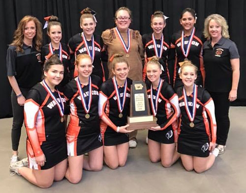 The Waukon cheerleading squad has had a very busy and very successful initial month of its competition season, claiming several top finishes among...