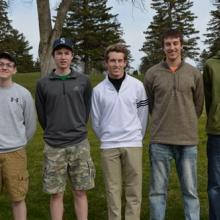2016 Waukon boys golf returning letterwinners ...