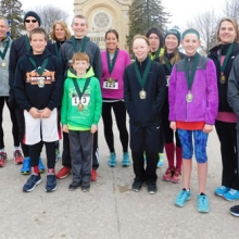 Top finishers at St. Patrick 5K Fun Run ...