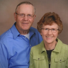 Bob and Phyllis Waters