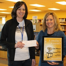 Waukon High School wins Conduct Counts video contest ...