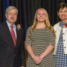 Benzing honored at Governor's Scholar Recognition Ceremony ...