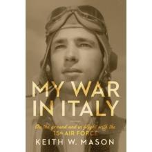 Waukon native Keith Mason has his World War II memoirs published