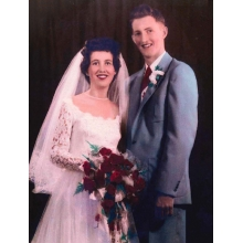 Don and Mary Jane McGraw - then and now