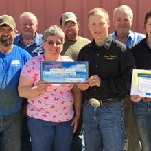 Village Farm and Home provides financial support to FFA chapter ...